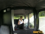 FakeTaxi - Dominant Lady Cop Abuses Taxi Driver