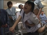 Japanese Nurse gets banged and creampied several times - xHamster