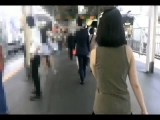 Japanese train Real Gropers, and Molested 06