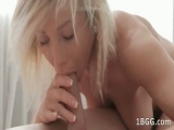 Anna Maria and Norma in threesome sex