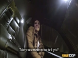 FakeCop - Carmel (Night patrol_ Cheeky young lass likes daring outdoor sex)