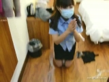 chinese teen in mask nude show.2