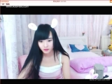 cute chinese teen live show