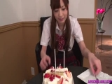 Yuria is a schoolgirl in love with hard porn
