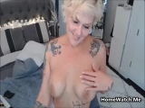 Mommy Taking That Hard Cock Like A Champ