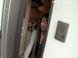 Japanese girl raped in her house